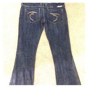 Frankie B jeans size 4 gently used